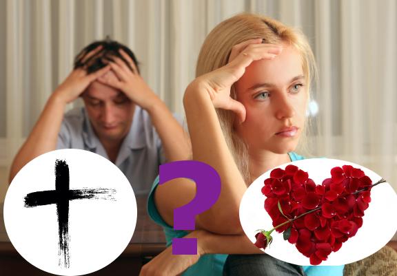 Co máš chlapa na den svatého Valentýna, který jsi právě začal chodit